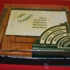 Juegos educativos: JUEGO DE MADERA - MOLINO - AÑOS 80 - GOULA. Lote 37461170
