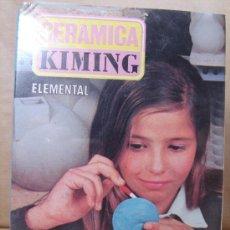 Juegos educativos: ANTIGUO JUEGO - CERAMICA KIMING DE POCH SPAIN 1974 ¡¡¡ PRECINTADO ¡¡¡ . Lote 37463570