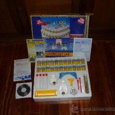 Juegos educativos: CHMISTRY LAB LABORATORIO QUIMICO ED. DISCOVERY WORLD JUEGO DE MESA. Lote 284648123