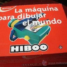 Juegos educativos: JUEGO DE LA MÁQUINA PARA DIBUJAR EL MUNDO - HIBBOO (NATHAN). Lote 38629723