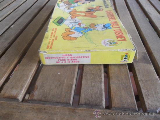 Juegos educativos: ANTIGUO JUEGO IMPRENTILLA CARRUSEL WALT DISNEY DE MARC PIQUE REG JUEGO DE PLANTILLAS - Foto 2 - 38950929