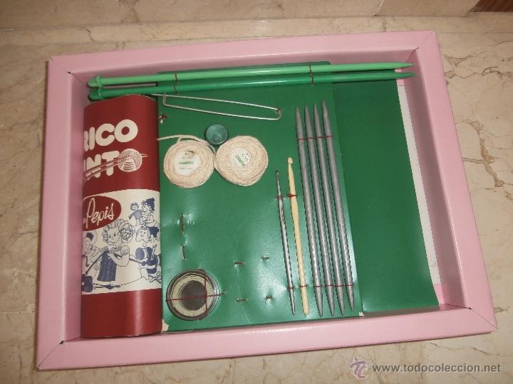 Juegos educativos: TRICO PUNTO DE LA SEÑORITA PEPIS 111-1 - Foto 5 - 39905542