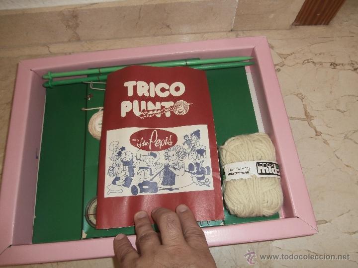 Juegos educativos: TRICO PUNTO DE LA SEÑORITA PEPIS 111-1 - Foto 9 - 39905542