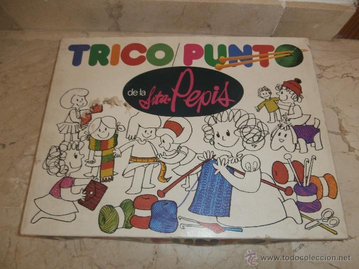 Juegos educativos: TRICO PUNTO DE LA SEÑORITA PEPIS 111-1 - Foto 15 - 39905542