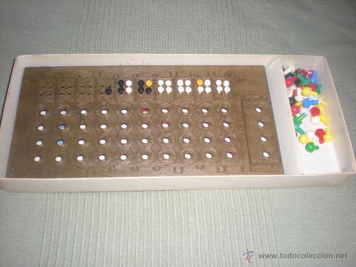 Juegos educativos: CAJA DEL JUEGO MASTER MIND . - Foto 2 - 39965991