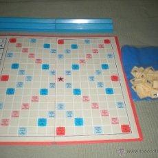 Juegos educativos: ANTIGUO TABLERO Y 82 LETRAS DEL INTELECT. Lote 39968109