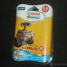 Juegos educativos: VTECH,JUEGO PARA CONSOLAS EDUCATIVAS _V.SMILE MOTION _ WALL.E. Lote 40017941