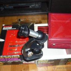 Juegos educativos: MICROSCOPIO 2002 JUGUETES EDUCATIVOS AÑOS 70 CON CAJA. Lote 40058142
