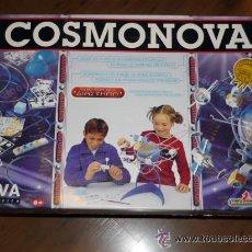 Juegos educativos: COSMONOVA .DE MEDITERRANEO 1999 HASBRO MADE IN SPAIN .PRECINTADO .DESCATALOGADO. Lote 40395099