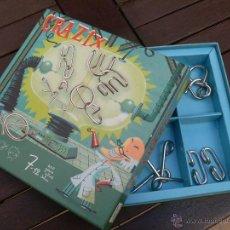 Juegos educativos: JUEGO CRAZIX DE ENCAJES - DJECO-. Lote 40731104