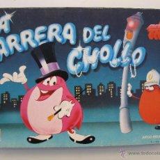 Juegos educativos: LA CARRERA DEL CHOLLO - UN, DOS, TRES - JUEGO EDUCATIVO - DALMAU CARLES PLA - AÑOS 80.. Lote 41201703