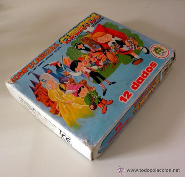 Juegos educativos: ROMPECABEZAS CUENTOS 12 DADOS * JUGUETES PIQUE * COMPLETO - Foto 2 - 41783393