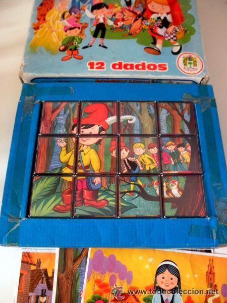 Juegos educativos: ROMPECABEZAS CUENTOS 12 DADOS * JUGUETES PIQUE * COMPLETO - Foto 5 - 41783393