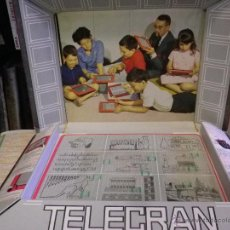 Juegos educativos: TELECRAN PARA JUGAR . Lote 41835062