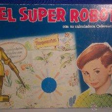 Juegos educativos: EL SUPER ROBOT. MARCA CEFA Nº280. Lote 41860541