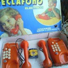 Juegos educativos: TECLAFONO ELECTRICO. Lote 42058468