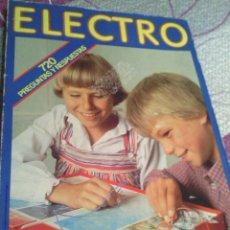 Juegos educativos: ELECTRO DE DISET. Lote 42167926