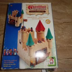 Juegos educativos: CASTILLOS LEGENDARIOS - CASTILLOS. Lote 42187671