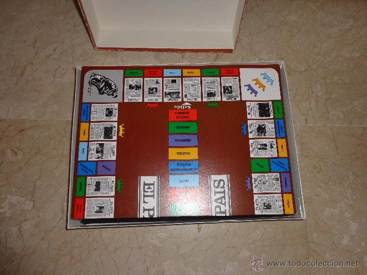 Juegos educativos: EL PAIS - EL JUEGO DE LA READACCIÓN, UN JUEGO NADA TRIVIAL AÑO 1985 COMPLETO, 111-1 - Foto 10 - 42378079