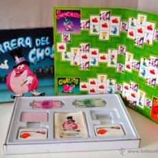 Juegos educativos: LA CARRERA DEL CHOLLO * JUEGO EDUCATIVO * DALMAU CARLES PLA * 1984 * 123. Lote 42517020