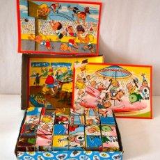 Juegos educativos: ANTIGUO ROMPECABEZAS. Lote 42517058