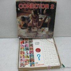 Juegos educativos: PARKER - CONECTOR 2 JUEGO DE MESA EDUCATIVO CON 312 PREGUNTAS Y REPUESTAS. Lote 42648140