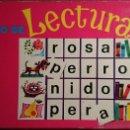 Juegos educativos: DIDACTA AÑOS 70. LOTO DE LECTURA. COMPLETO Y EN BUEN ESTADO. Lote 45299842
