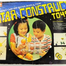 Juegos educativos: JUEGO DE CONSTRUCCIÓN STAR CONSTRUCT AÑOS 70, MODELO CT 791. Lote 46056987