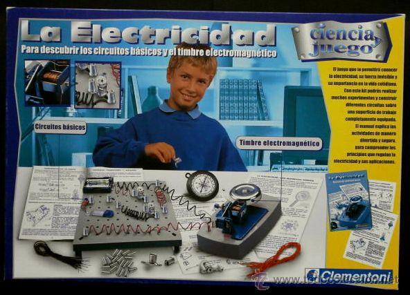 La Electricidad Ciencia Y Juego Clementoni Comprar Juegos