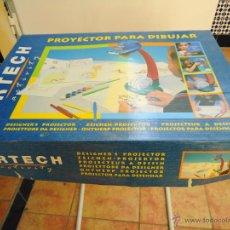 Juegos educativos: PROYECTOR PARA DIBUJAR ARTECH. Lote 46791003