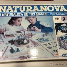 Juegos educativos: NATURANOVA DE MEDITERANEO. Lote 47327210