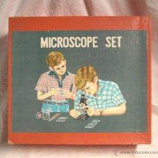 Juegos educativos: MICROSCOPIO ATCO MOD 1345 ZOOM 750, CON CAJA A ESTRENAR. MED. 35 X 30 X 11 CM. Lote 47380776