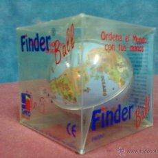 Jeux éducatifs: FINDER BALL ORDENA EL MUNDO CON TUS MANOS SIMCO INNOVACION. Lote 47423694