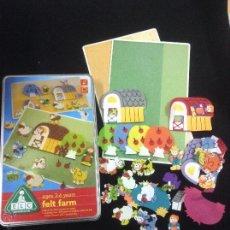 Juegos educativos: JUEGO - ESCENAS DE GRANJA - 3- 6 AÑOS - E.L.C - CAR34. Lote 47460754