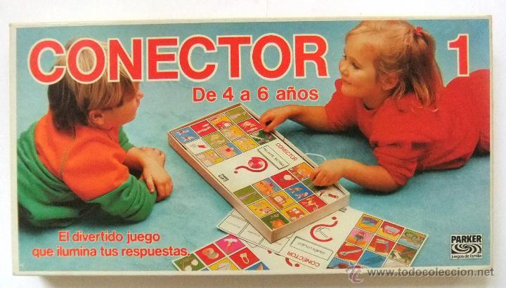 Conector 1 Parker De 4 A 6 Anos Comprar Juegos Educativos