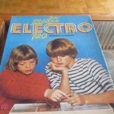 Juegos educativos: M69 JUEGO DE PREGUNTAS Y RESPUESTAS MULTI ELECTRO 720 JUMBO. Lote 47696329