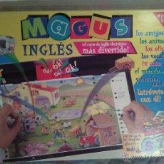Juegos educativos: JUEGO MAGUS INGLÉS DE EDUCA.. Lote 105971534