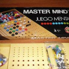 Juegos educativos: JUEGO MENTAL *MASTER MIND* - COLORES - CAYRO. Lote 48408266
