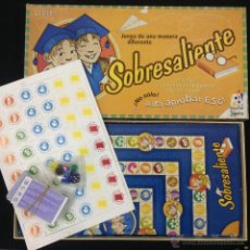Juegos educativos: JUEGO SOBRESALIENTE - POPULAR JUGUETES - COMPLETO - CAR40. Lote 48545281