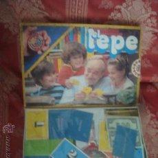 Juegos educativos: EL LEPE, EDUCA, AÑOS 70/80 O ANTERIOR, CON BLISTER , PERO ABIERTO,. Lote 34370826
