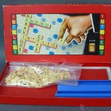 Juegos educativos: INTELEC CEFA JUEGO EDUCATIVO MESA FORMAR PALABRAS AÑOS 70. Lote 49747273
