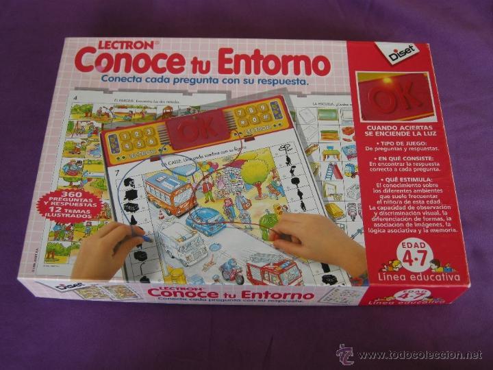 Lectron Conoce Tu Entorno Juego Educativo Para Comprar Juegos