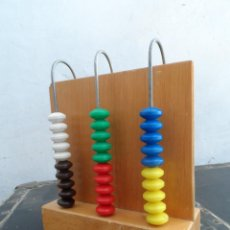 Juegos educativos: JUGUETE VINTAGE JUEGO EDUCATIVO MUY DECORATIVO. Lote 50479885