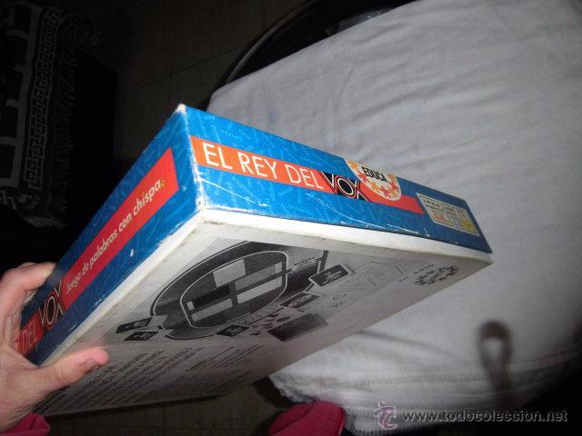 Juegos educativos: EL REY DEL VOX.JUEGO DE PALABRAS CON CHISPA.CONTIENE UN DICCIONARIO VOX JUEGO COMPLETO - Foto 8 - 51429989