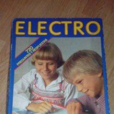 Juegos educativos: ELECTRO - DISET - 720 PREGUNTAS Y RESPUESTAS. Lote 51513164