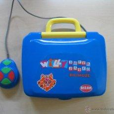 Juegos educativos: SUPER SABIO BILINGUE (BIZAK) ORDENADOR. Lote 52491251