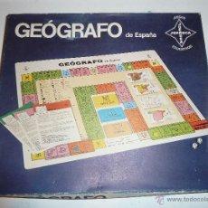 Juegos educativos: GEOGRAFO DE ESPAÑA DE JUEDUCA. Lote 52520514