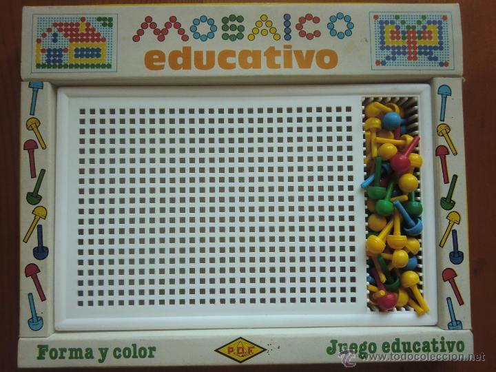 Juego De Mesa Mosaico Educativo De P D F Juego Comprar Juegos