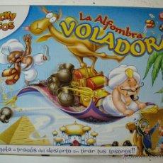 Juegos educativos: JUEGO ALFOMBRA VOLADORA - BIZAK - TRICKY JUEGO. Lote 53112219