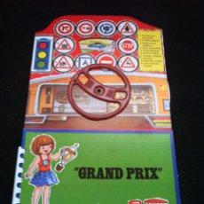 Juegos educativos: ANTIGUO JUEGO EDUCATIVO GRAND PRIX. AÑOS 80. A ESTRENAR. PARA APRENDER LAS SEÑALES JUGANDO. Lote 53267853